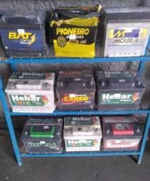 Baterias de Caminhão e carros usadinhas a partir de 100$