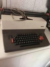 Máquina De Escrever Facit Antiga
