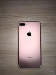 iPhone 7 plus Sem Marcas de Uso. Preço negociável