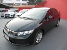 Honda Civic Lxs 1.8 Flex 4p Aut. 2013