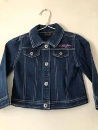 Jaqueta jeans infantil Calvin Klein Original tamanho 4 anos