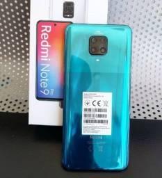 Smartphone Xiaomi Redmi Note 9 PRO - 6GB Ram / 128GB Rom + Capinha e Película