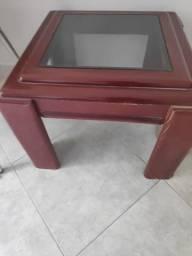 Mesa pequena - Vidro