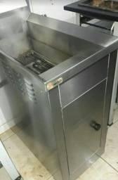 Fritadeira industrial usada