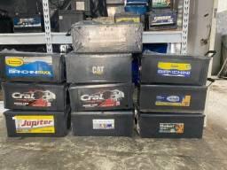 Baterias de Caminhão Usadinhas