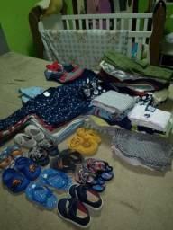 Vendo lote roupa menino
