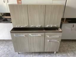 Kit cozinha ( pia e armário aéreo )