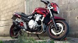 Vendo bandit ou troco por moto menor