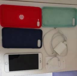 iPhone 7 Plus vendo ou troco com do mesmo nível ou com o inferior com volta boa