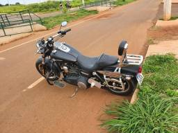 Harley Davidson Dyna Fat Bob FXDF 2012