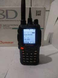 Rádio HT Wouxun KG-UV8D função repetidora duplex