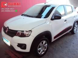2019 | Renault Kwid Zen 1.0 Flex / Completo / Periciado / Placa B