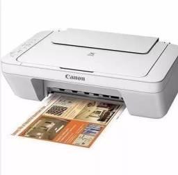 Impressora e Scanner Canon Wi Fi