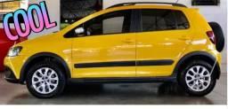 VW CROSSFOX 1.6 2014 única dona