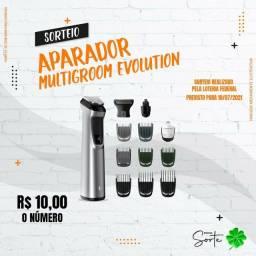 Barbeador Philips Multigroon Evolution