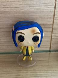 Pop da boneca da Coraline