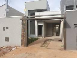 Casa nova no Jardim Presidente em Goiânia-GO