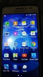 Samsung Galaxy grandum em bom estado de uso