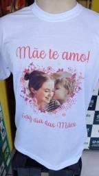 Camisa dia das Mães