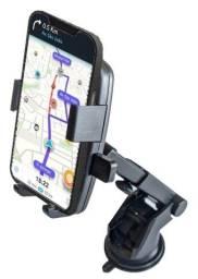 Suporte Celular Carro Veicular Universal Trava Automática