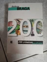 Livro 200 Crônicas Escolhidas