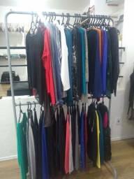 Estoque de roupas - oportunidade: loja encerrou atividade