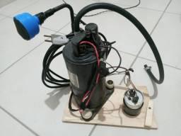 Motor de arcondicionado