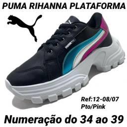 Puma Rihanna Plataforma