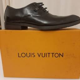 Sapato Louis Vuitton masculino. Sem uso! super oferta!