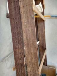 Marco madeira (batente) em Sucupira