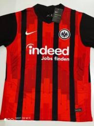 Camisa Einthacht Frankfurt Home Nike 20/21 - Tamanho: M