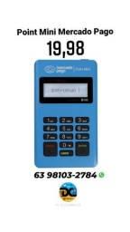 Maquina de cartão Point Mini - 19,98