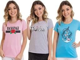 Camisas Femininas Lindas