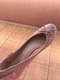 vendo sapatilhas arezzo