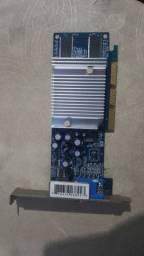 2 placas de video, gf mx400 e gf fx5200