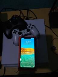 Xiaomi redmi note 6 pro e xbox 360(travado)