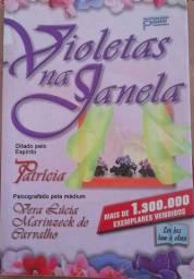 Livro Violetas na Janela