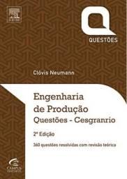 Engenharia de Produção - Questões - Cesgranrio