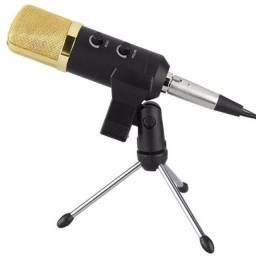 Microfone Condensador Usb Gravação Profissional BM 900 (loja centro)