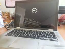 Laptop dell Inspirion 13 2 em 1 p57g