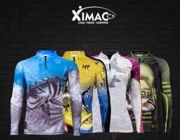 Camisetas de proteção Uv King Brasil pesca