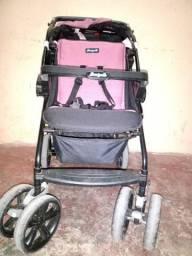Vendo carrinho de bebê da marca Burigotto