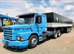Scania 113/360 + carreta