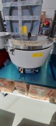 Panela de arroz oriental a gás 8kg Rinnai - felário