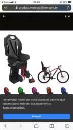 Vendo cadeirinha para bicicleta