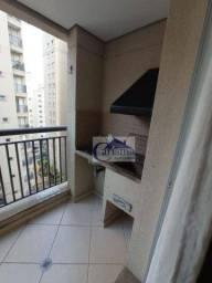 Apartamento com 4 dormitórios, sendo 1 suíte, para alugar, 97 m² por R$ 2.800/mês - Jardim