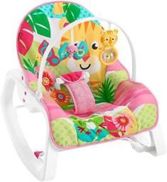 Cadeira vibratória para bebê