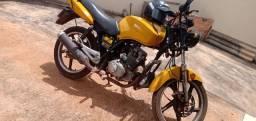 Moto Dafra spled 150