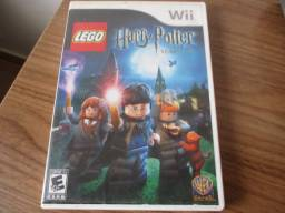 Harry Potter Wii - anos 1-4
