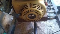 Motor estacionário 6,5 Hp 196 cc + embreagem centrífuga